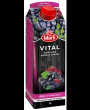 Marli Vital mustika-aroonia-viinamarja mahlajook D ja C vitam...