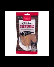 Dogman Chicken Chewbones kanamaius koertele, 3 tk, 60 g
