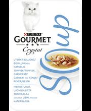 Täissööt kassidele, supp tuunikala ja krevettidega 40 g