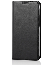 Wave'i BookCase-kaitseümbris telefonile Samsung Galaxy A40, must