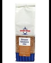 Pruun täistera riis 400 g