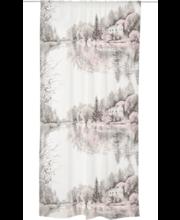 Kardin Jokilaakso 140 x 250 cm, roosa