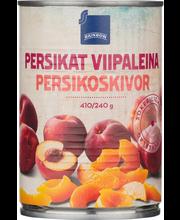 Virsikuviilud suhkruleemes 250/410 g