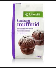 Šokolaadimuffinid 400 g