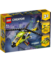 31092 Creator Seiklused helikopteril