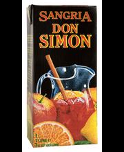 Don Simon Sangria aromatiseeritud veinijook 1L