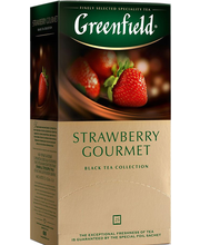 Greenfield Strawberry Gourmet must tee 25x1.5g