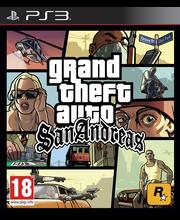 PS3 mäng San Andreas