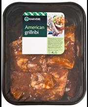 American grill-ribi, kg