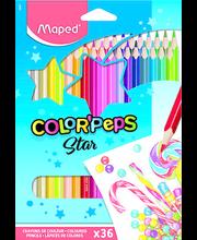 Värvipliiats Maped Colorpeps 36 tk