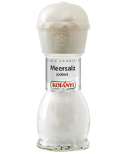 Jodeeritud sool veskis 92 g