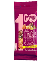 Arimex 1go pähklite, seemnete ja datlite segu 50 g