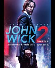 Dvd John Wick 2