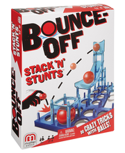 Bounce-off in the zone