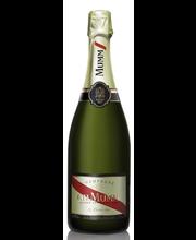 Mumm Champagne Demi-Sec KPN kvaliteetvahuvein 12%, 750 ml