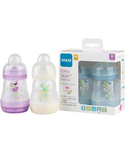 Mam Easy start Anti-Colic lutipudel 160 ml, alates sünnist, 2 tk