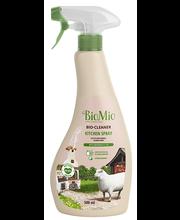 Biomio Bio-Cleaner sidrunhein köögipuhastusvahend pihustiga 5...