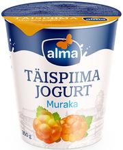 Täispiimajogurt muraka, 350 g