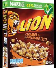 Nestlé Lion shokolaadi- ja toffee-maitselised nisu-riisikrõbuskid, 375 g