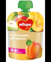 Milupa puuviljasmuuti aprikoosidega 80 g, alates 4-6 elukuust