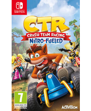 NSW mäng  Crash Team Racing Nitro-Fueled
