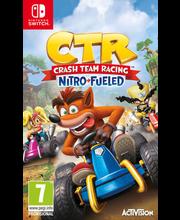 NSW mäng  Crash Team Racing Nitro-Fueled