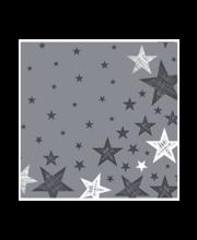 Salvrätik 33 cm 20 tk Shining Star hall