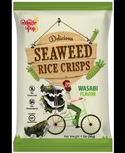 Wasabimaitseline merevetika-riisikõps, 30 g