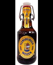 Flensburger Weizen õlu 5.1% 330ml