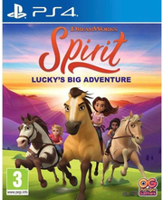 PS4 mäng Spirit Lucky's Big Adventure