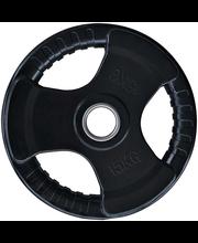 Raskus 15 kg Olympia HD3354-15c, must