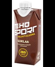 Taastusjook šokolaadi, 330 ml