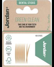 Hambatikud Green Clean 100 tk