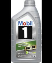 Mootoriõli MOBIL 1 0W-20 1 L