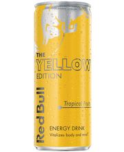 RED  BULL YELLOW EDITION