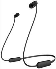Nööpkõrvaklapid Sony WI-C200 BT, must