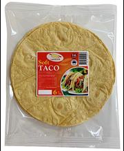 Soft Taco 120 g