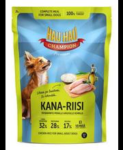 Koeratoit kanaliha ja riisiga väikestele koertele 1,5 kg