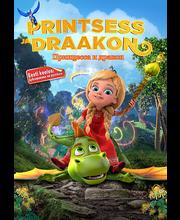 Dvd Printsess ja draakon