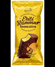 Eriti Rammus banaanijäätis vahvlitükkidega, 85 g