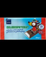 Rainbow piimašokolaadi batoonid 200 g