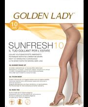 Naiste sukkpüksid Sunfresh 10 den S Golden Lady