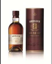 Aberlour 12YO Single Malt Double Cask whiskey 40%, karbis 700 ml