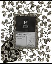 Pildiraam Leaf 5 x 7,5 cm, metall