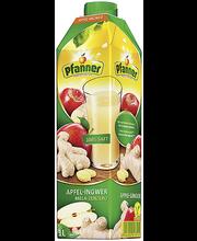 Pfanner õuna-ingveri-sidrunimahl 1l