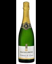 Gratien&Meyer Cremant De Loire Brut KPN vahuvein 12%, 750 ml