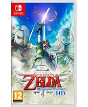 NSW mäng The Legend of Zelda SSHD