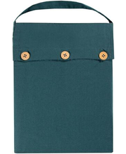Voodipesukomplekt Eeli 150x210 cm t.roheline