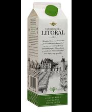 Litoral Blanco vein 11%, 1L