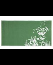 Saunalina Amuikkunen 70X140cm, roheline